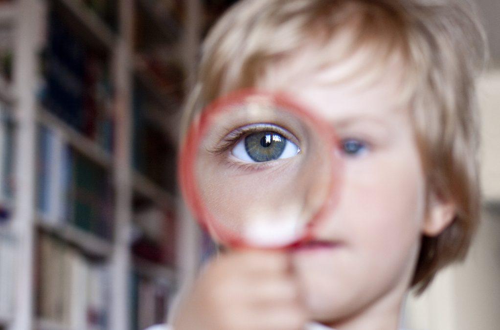 Troubles visuels de l'enfant : les connaître et y faire face